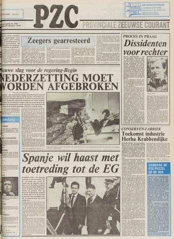 Provinciale Zeeuwse Courant 1979-10-23