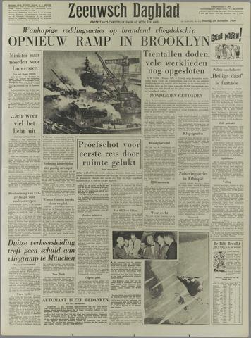 Zeeuwsch Dagblad 1960-12-20