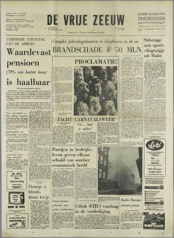 de Vrije Zeeuw 1971-02-20
