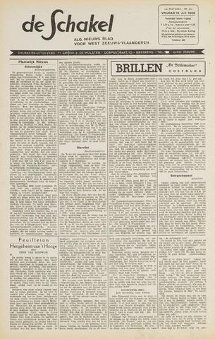 De Schakel 1959-07-10