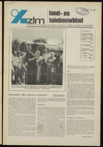 Zeeuwsch landbouwblad ... ZLM land- en tuinbouwblad 1975-07-11