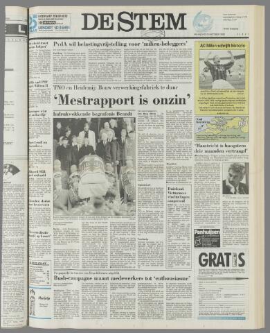 de Stem 1992-10-19