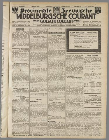 Middelburgsche Courant 1933-02-16