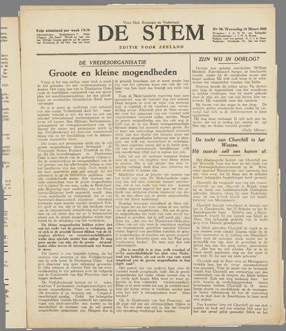 de Stem 1945-03-14