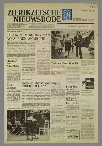 Zierikzeesche Nieuwsbode 1975-06-30