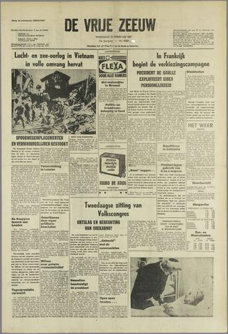 de Vrije Zeeuw 1967-02-15