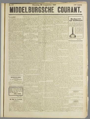 Middelburgsche Courant 1927-08-23