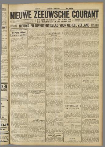 Nieuwe Zeeuwsche Courant 1932-04-02