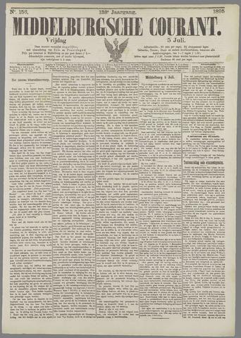 Middelburgsche Courant 1895-07-05