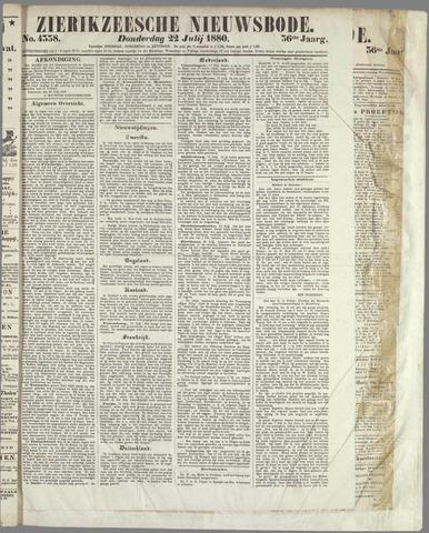 Zierikzeesche Nieuwsbode 1880-07-22