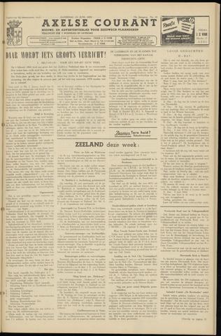Axelsche Courant 1959-06-13