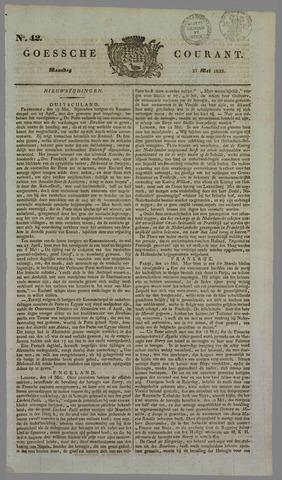 Goessche Courant 1833-05-27