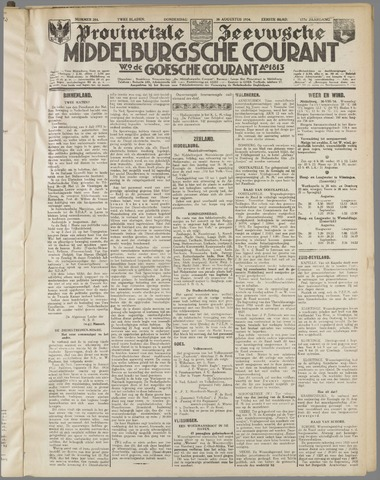 Middelburgsche Courant 1934-08-30