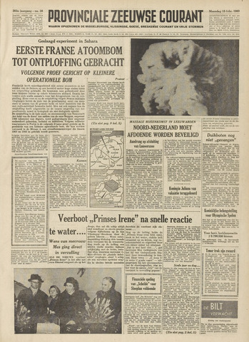 Provinciale Zeeuwse Courant 1960-02-15