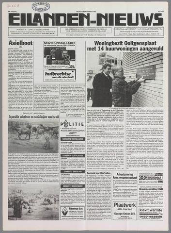 Eilanden-nieuws. Christelijk streekblad op gereformeerde grondslag 1995-12-08