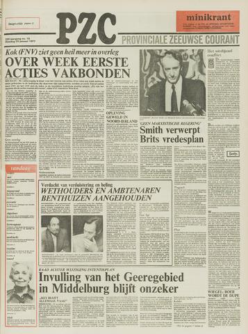 Provinciale Zeeuwse Courant 1977-01-25