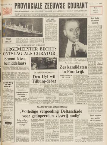 Provinciale Zeeuwse Courant 1969-05-03