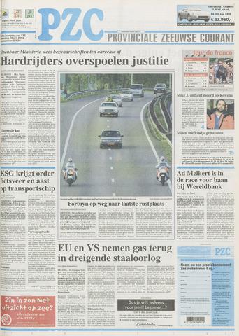 Provinciale Zeeuwse Courant 2002-07-20