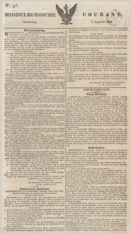 Middelburgsche Courant 1832-08-09