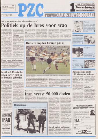 Provinciale Zeeuwse Courant 1990-06-25