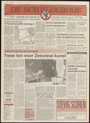 Scheldebode 1985-12-05