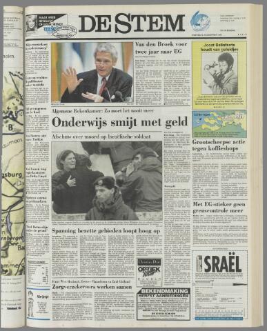 de Stem 1992-12-16