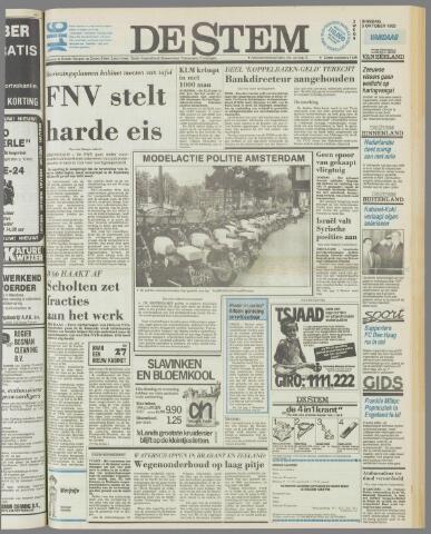 de Stem 1982-10-05