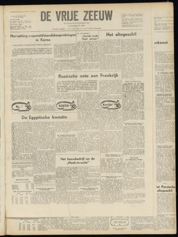 de Vrije Zeeuw 1951-10-22