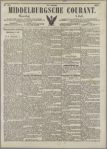 Middelburgsche Courant 1897-07-05