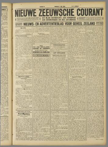 Nieuwe Zeeuwsche Courant 1929-05-07