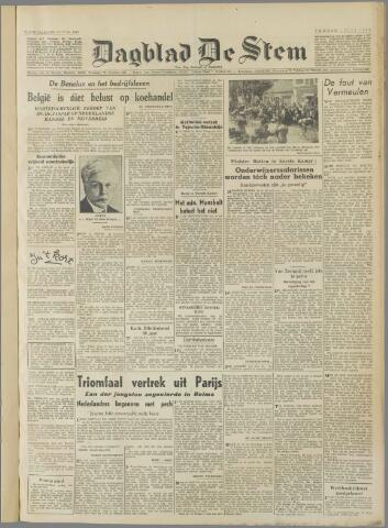 de Stem 1949-07-01