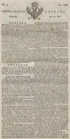 Middelburgsche Courant 1758-05-13