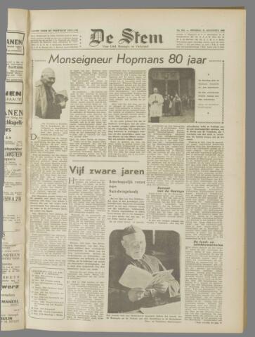 de Stem 1945-08-21
