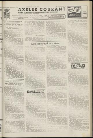 Axelsche Courant 1958-05-17