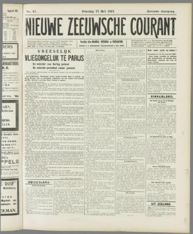 Nieuwe Zeeuwsche Courant 1911-05-23