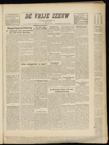 de Vrije Zeeuw 1949-09-19
