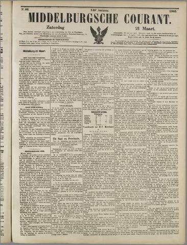 Middelburgsche Courant 1903-03-21