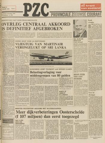Provinciale Zeeuwse Courant 1974-12-05