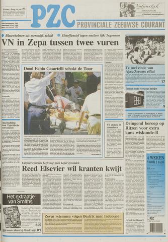 Provinciale Zeeuwse Courant 1995-07-19