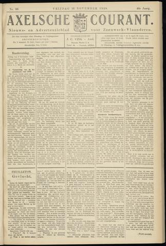 Axelsche Courant 1928-11-16