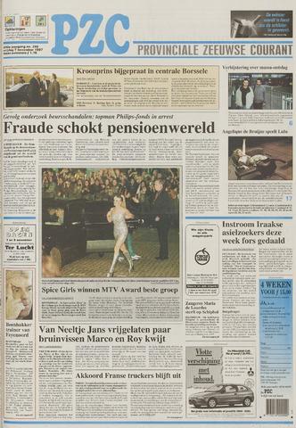 Provinciale Zeeuwse Courant 1997-11-07