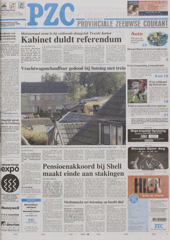 Provinciale Zeeuwse Courant 2005-11-04