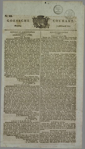 Goessche Courant 1832-02-13