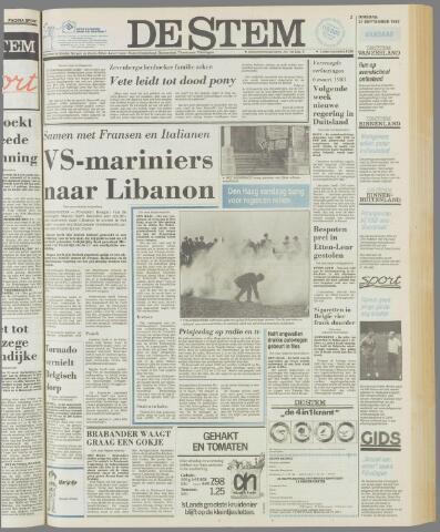 de Stem 1982-09-21