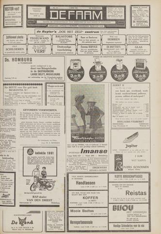 de Faam en de Faam/de Vlissinger 1961-06-02