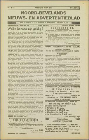 Noord-Bevelands Nieuws- en advertentieblad 1941-03-18
