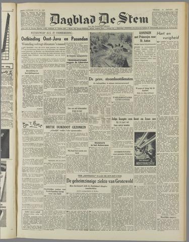 de Stem 1950-01-13