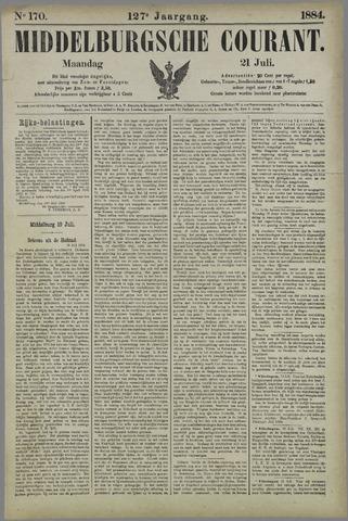 Middelburgsche Courant 1884-07-21