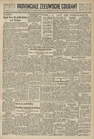 Provinciale Zeeuwse Courant 1946-07-15