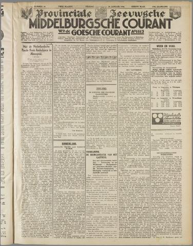 Middelburgsche Courant 1936-01-24